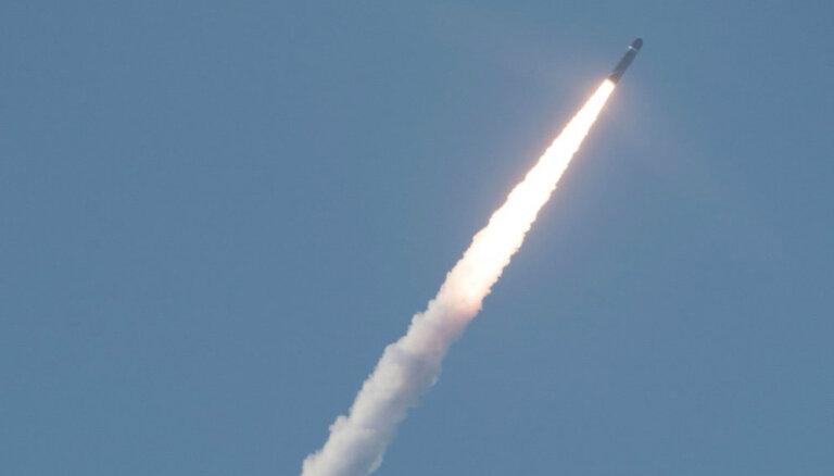 ВИДЕО: ПВО Саудовской Аравии отразили ракетный удар по зданию Минобороны