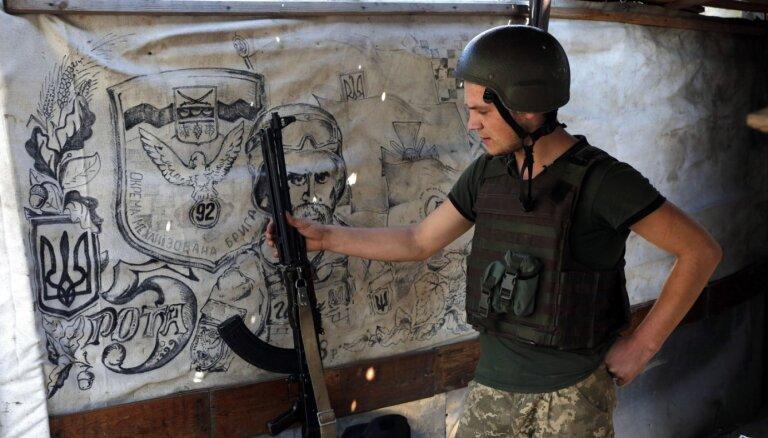 ASV ar 250 miljoniem dolāru atsāk militāro atbalstu Ukrainai