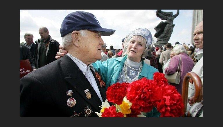 9мая.lv начинает сбор пожертвований для ветеранов Второй мировой войны