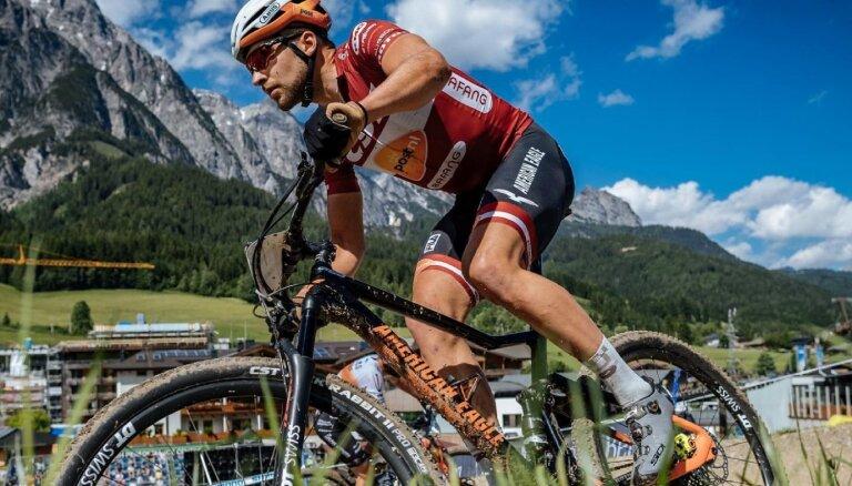 Blūms lielisko sezonu turpina ar otro vietu UCI līmeņa sacensībās Norvēģijā