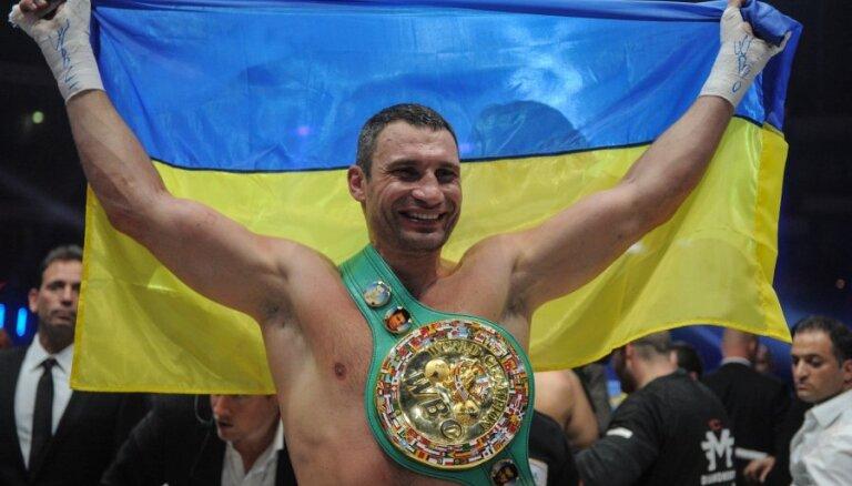 Кличко будет баллотироваться в президенты Украины