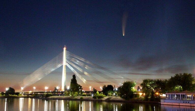 Ar fotokameru rokā un skatu debesīs – 'StarSpace' izsludina astrofotogrāfijas konkursu