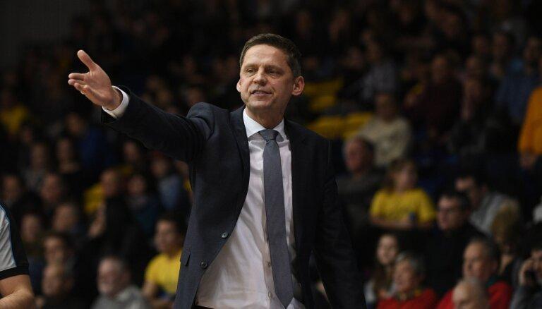 Basketbola apritē atgriezies Kārlis Muižnieks, kurš vadīs Ukrainas klubu 'Prometej'