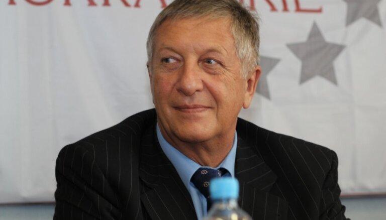 Российский оппозиционер Боровой снова побывал в Риге