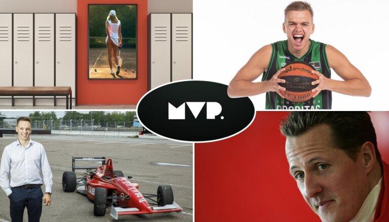 'MVP': Latvietis F1, Artūrs Žagars iesprostots un Lielbritānijas populārākā pēcpuse