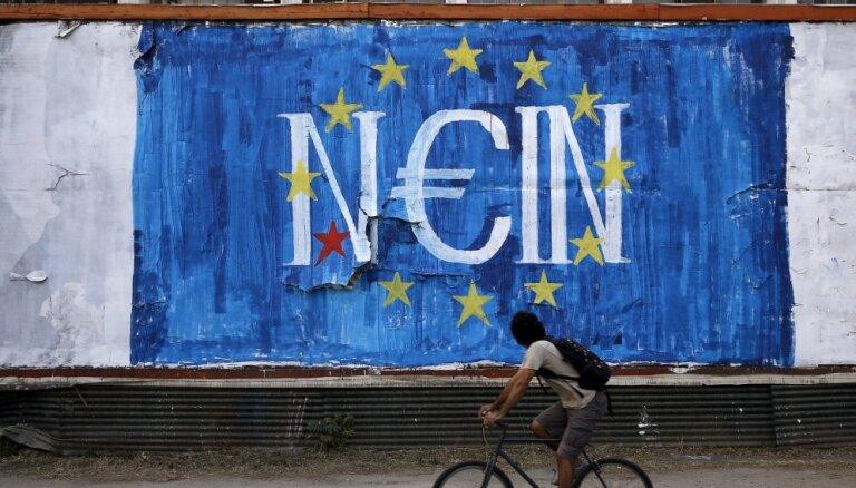 Grieķijā turpinās cīņa par pensiju reformu un 86 miljardiem eiro