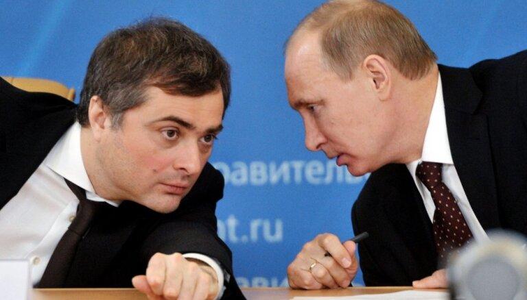 Сурков объявил путинизм идеологией будущего России и объяснил, что происходит