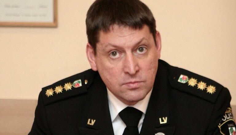 55 gadu vecumā miris Liepājas Pašvaldības policijas priekšnieks Normunds Dīķis