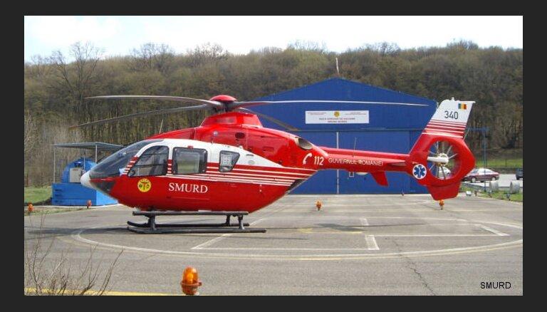 Rumānijas mediķu helikoptera avārijā Moldovā četri bojāgājušie
