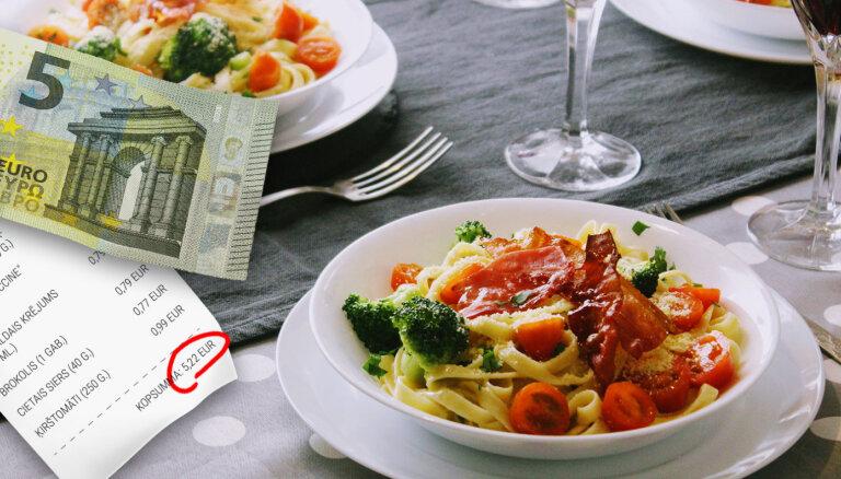 Как в ресторане: простой и вкусный итальянский ужин на всю семью всего за 5 евро