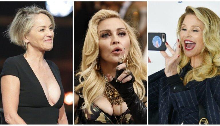 Есть ли жизнь после 60: как знаменитые женщины сохраняют молодость