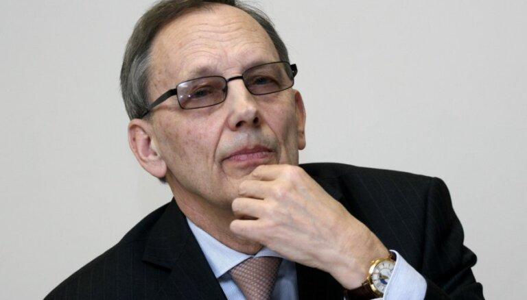 Кирштейнс: Ушаков может стать премьер-министром