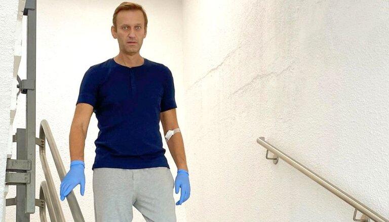 Команда Навального выявила манипуляции с его медкартой после отравления