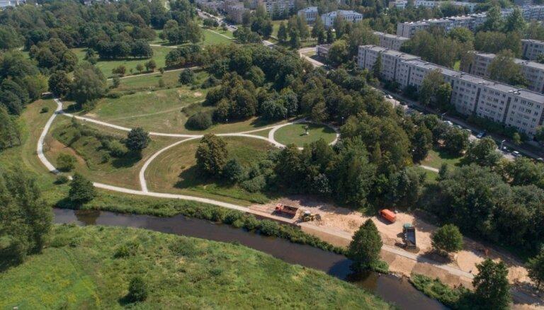 В Вильнюсе появится новый квартал из 19 улиц, участки раздадут безвозмездно