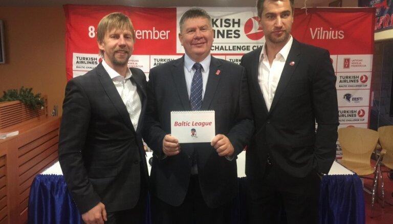 Latvija, Lietuva un Igaunija vienojas par Baltijas hokeja līgas izveidošanu