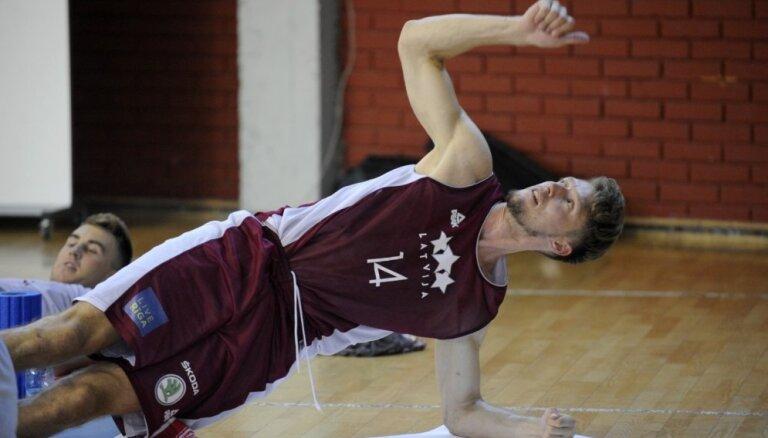 Kaspars Bērziņš atgriezīsies Latvijas basketbola izlasē