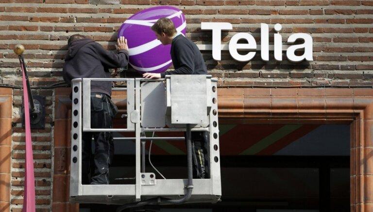 Telia: один из вариантов - продать все доли LMT и Lattelecom