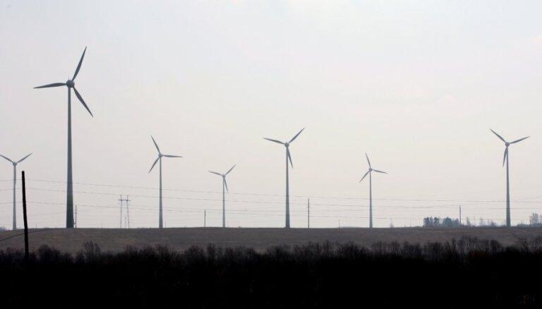 Vēja parks neradīšot negatīvu ietekmi iedzīvotājiem, informē ieceres iniciatori