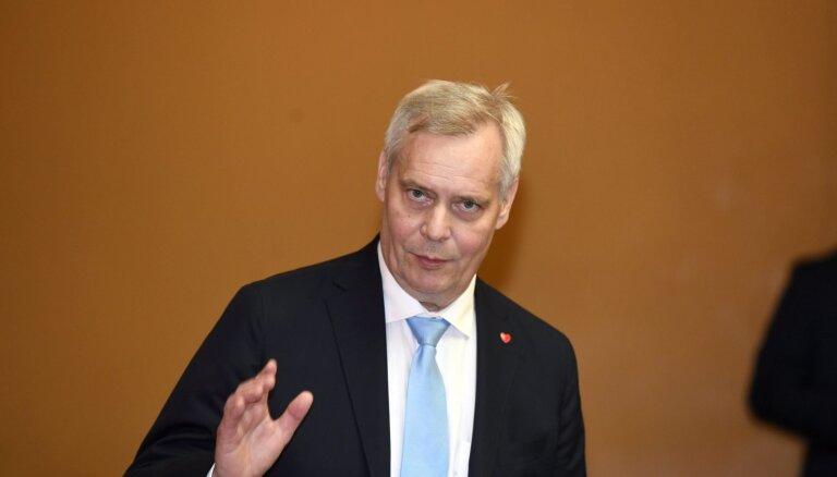 Par Somijas premjerministru ievēlēts Anti Rinne