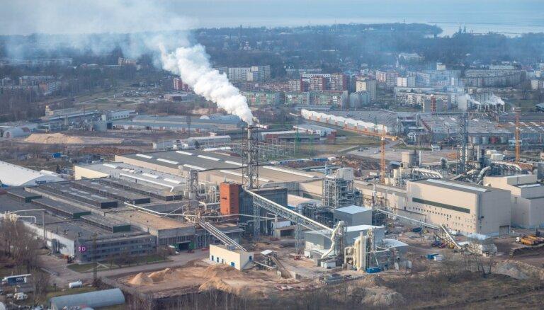 'Latvijas Finieris' Rīgā būvēs sintētisko sveķu ražotni