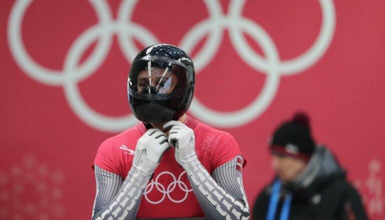 Skeletonisti Dukuri cīnās par medaļām olimpiskajās spēlēs, kur debiju piedzīvo daiļslidotājs Vasiļjevs