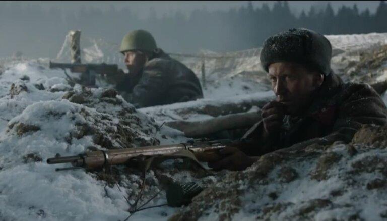 '28 панфиловцев'- filmas treileris
