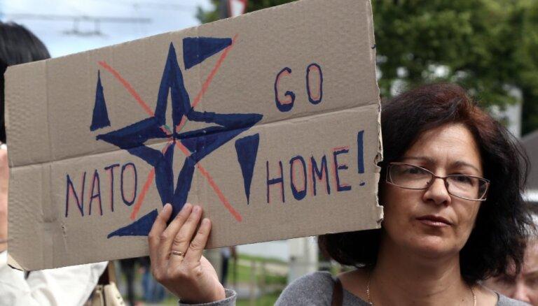 """В НАТО назвали пять """"российских мифов"""" об альянсе"""