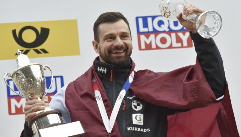 Мартин Дукурс — восьмикратный обладатель Кубка мира