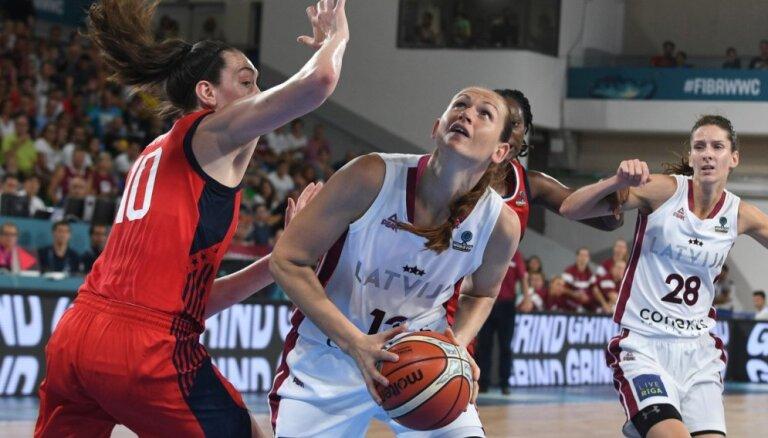 LBS nav pretenziju pret Latvijas basketbolistēm, taču Pasaules kausā izlase varēja nostartēt labāk