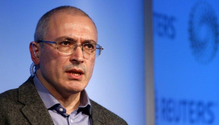 Интерпол запросил у Москвы материалы по розыску Ходорковского