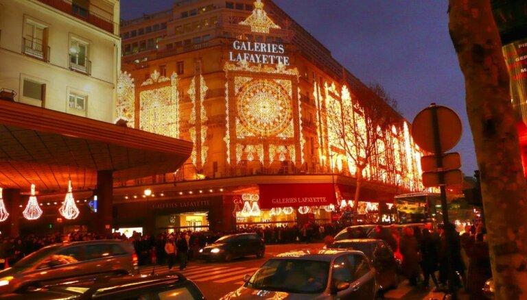 Ziemassvētku 'šopings' Parīzē. Padomi un ieteikumi