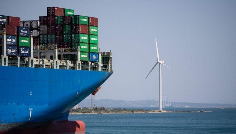No nākamā gada Rīgas ostā plāno uzsākt 'Capesize' kuģu apkalpošanu
