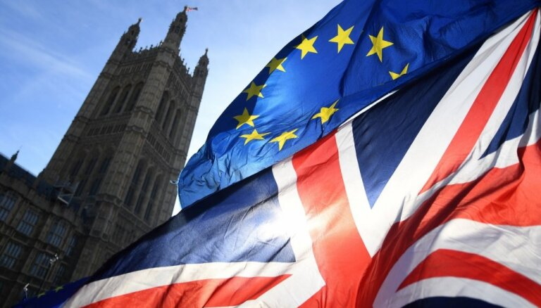 Lielbritānijā nav apetītes rīkot EP vēlēšanas, pauž ministrs