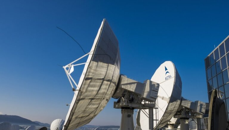 'All Media Baltics' telekanālus Baltijā izplatīs ar 'SES' satelītu 'Astra 5'