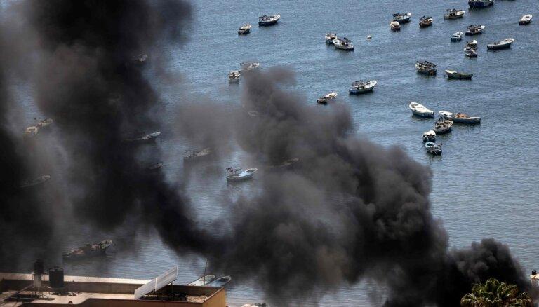 Израиль продолжает операцию против ХАМАС, на Западном берегу начались столкновения