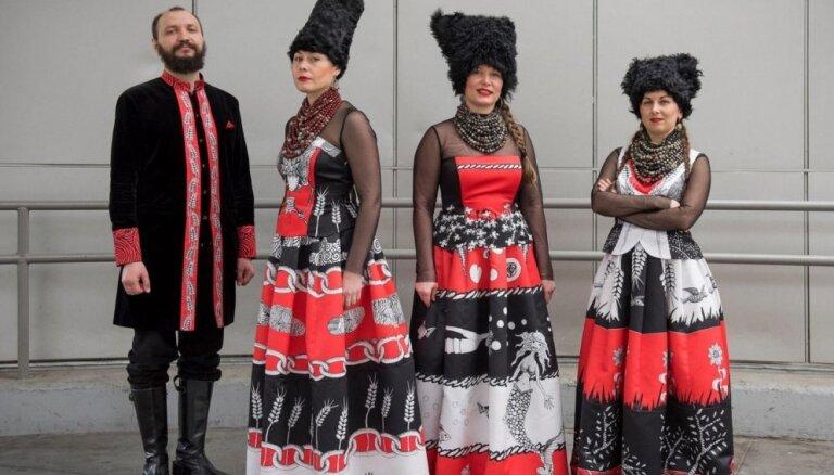 Pasaules mūzikas festivālu 'Porta' Rēzeknē atklās 'DakhaBrakha' un 'Tautumeitas'