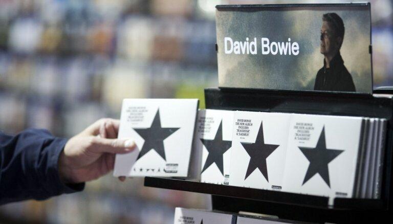 Дэвид Боуи посмертно получил премию Brit Awards за лучший альбом
