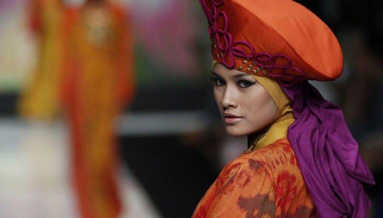 Фото: мода мусульманского мира — индонезийская экзотика