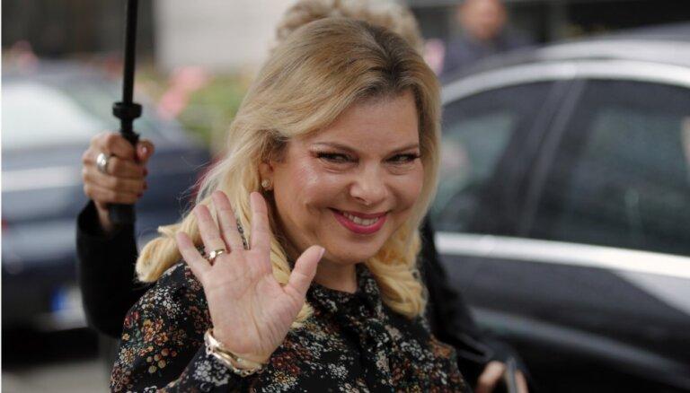Жену Нетаньяху обвинили во взятках ради имиджа мужа