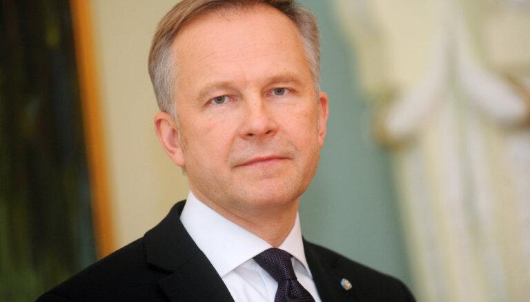 Latvijas Bankas prezidents: atteikšanās no IIN likmes samazināšanas ir pareizs lēmums
