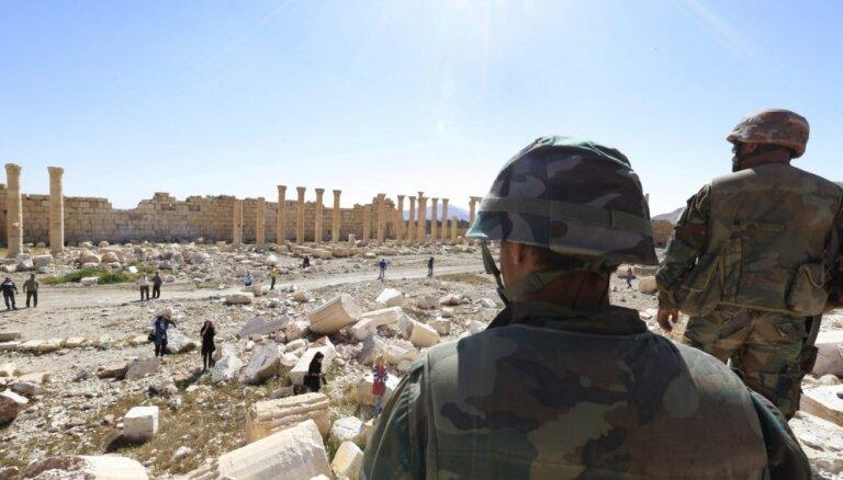Путин согласился сократить военное присутствие России в Сирии