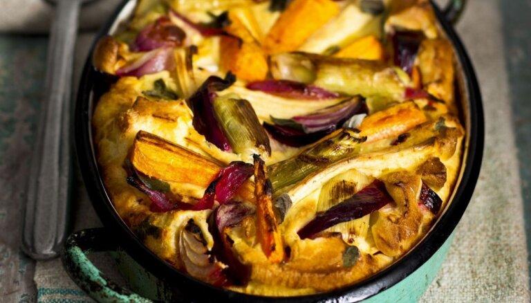 Septiņas vakariņu idejas katras nedēļas dienas garšīgam noslēgumam