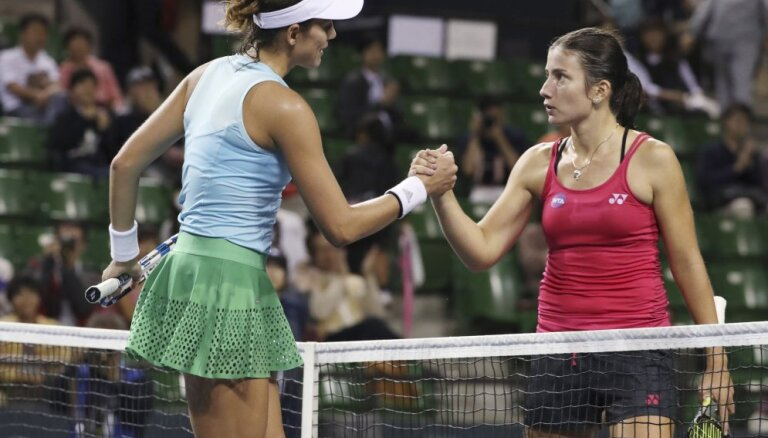 Третья ракетка мира взяла реванш у Севастовой за US Open