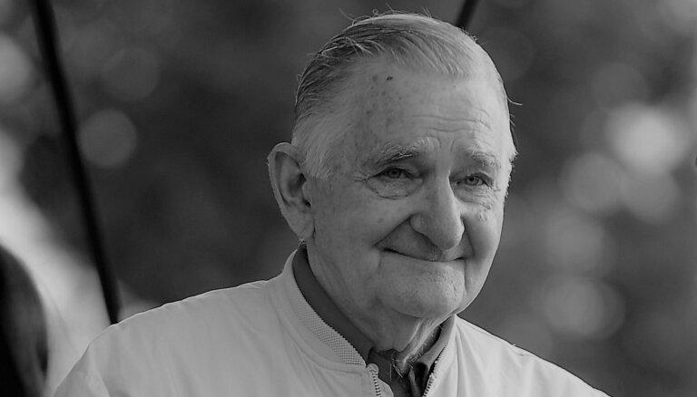 Mirusi Latvijas riteņbraukšanas leģenda Harijs Japiņš