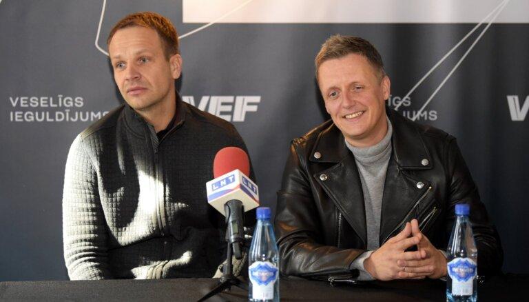 Jaunups stāsta par 'VEF Rīga' rīcību krīzes laikā un nākamo sezonu