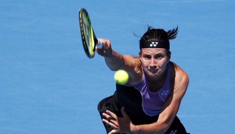 Ostapenko un Sevastovai nelieli kāpumi WTA rangā; ATP rangā Gulbis nedaudz zaudē pozīcijas