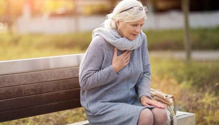 7 нетипичных симптомов, которые могут указывать на сердечный приступ у женщин