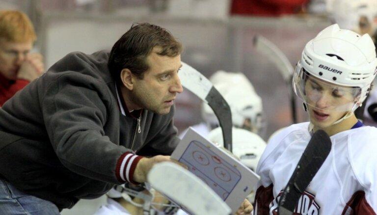 Cipruss oficiāli kļūst par Rīgas 'Dinamo' galvenā trenera Sējēja palīgu