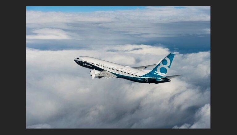 Новейший Boeing 737 MAX впервые совершил полет