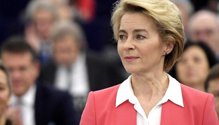 EK nāk klajā ar Eiropas Zaļo līgumu